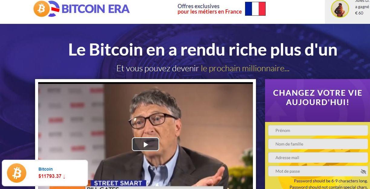 Bitcoin Era Avis – Test de l'application Bitcoin ERA